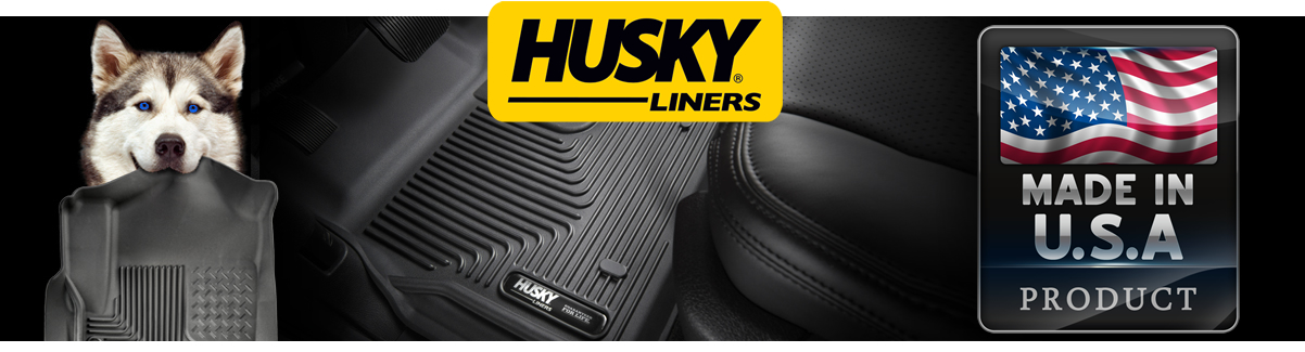Husky X-Act Contour Liners Made in USA