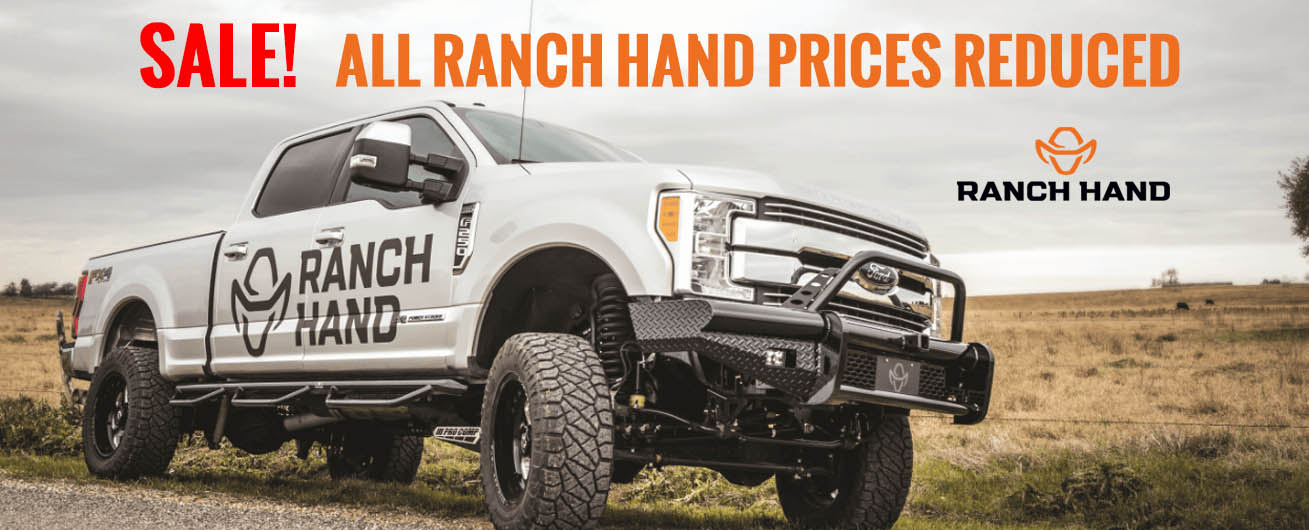 Ranch Hand on Sale