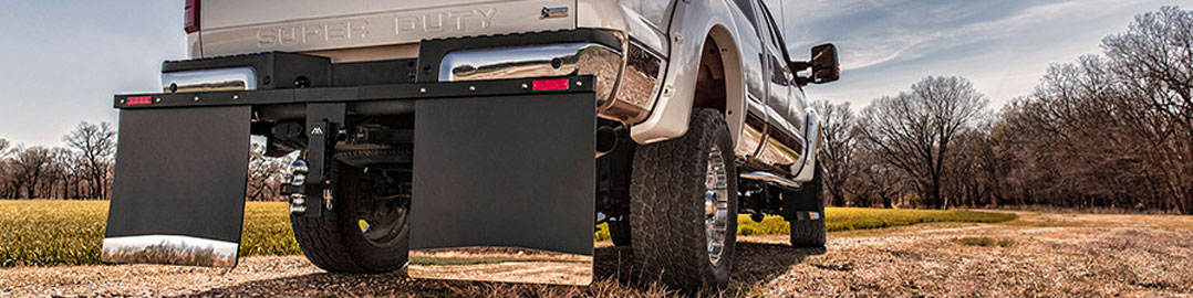 Husky Liner Hitch Flaps at TruckLogic.com