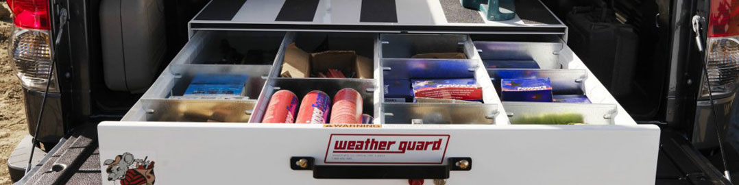 Weather Guard tool boxes at TruckLogic.com
