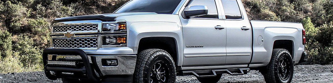 Westin Running Boards at TruckLogic.com