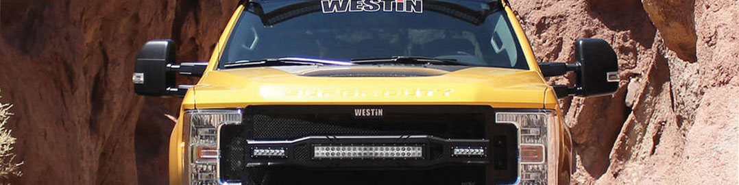 Westin LED Accessories at TruckLogic.com