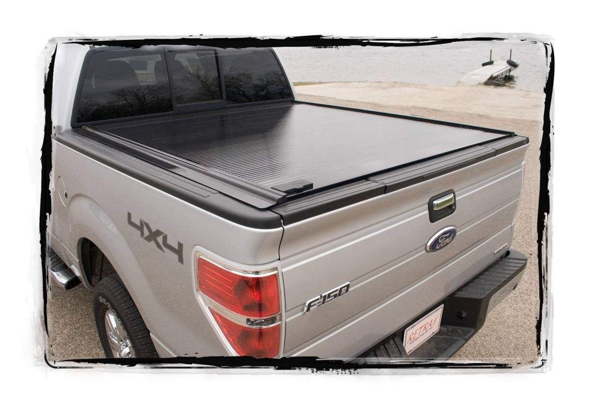 full covers ford up cover roll retractable image bed aluminum truck for