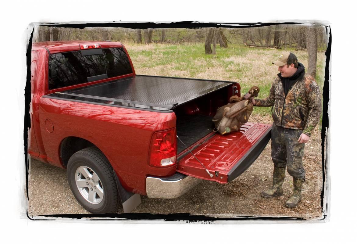 f bed black retractable truck retraxpro gmc ford covers silverado sierra cover wide duty tonneau chevy super gloss rail