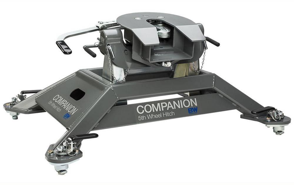 B Amp W Companion Oem Puck System Fifth Wheel Hitch Rvk3670
