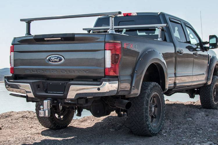 Truck Bed Toolbox >> Thule Xsporter Multi Height Truck Rack #500XT - your ...