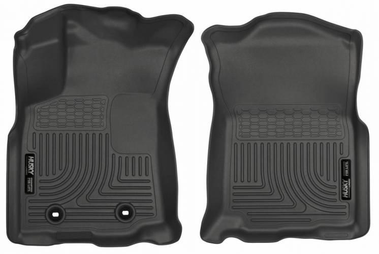 Husky Liners - Husky Liners 13951 WeatherBeater Front Floor Liner Set