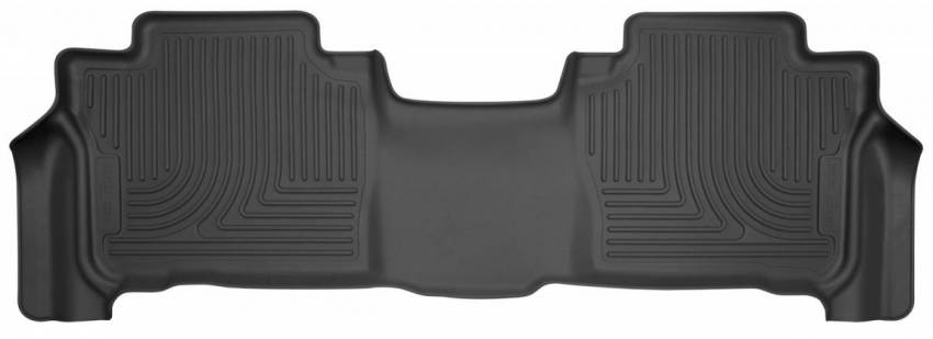Husky Liners - Husky Liners 14091 WeatherBeater Rear Floor Liner Set