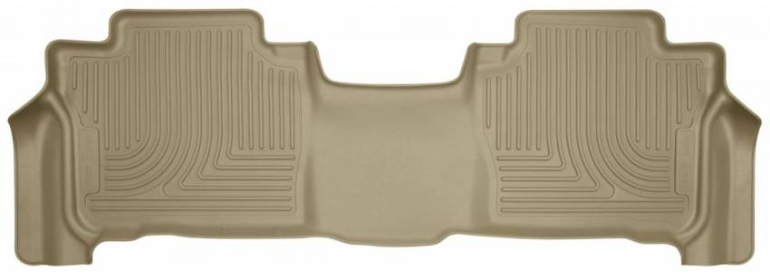 Husky Liners - Husky Liners 14093 WeatherBeater Rear Floor Liner Set