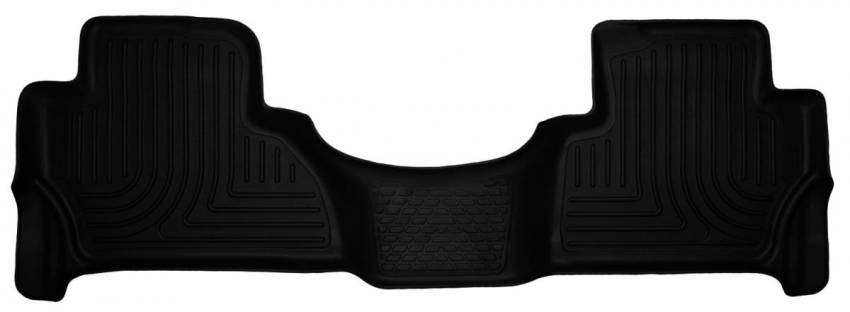 Husky Liners - Husky Liners 14111 WeatherBeater Rear Floor Liner Set