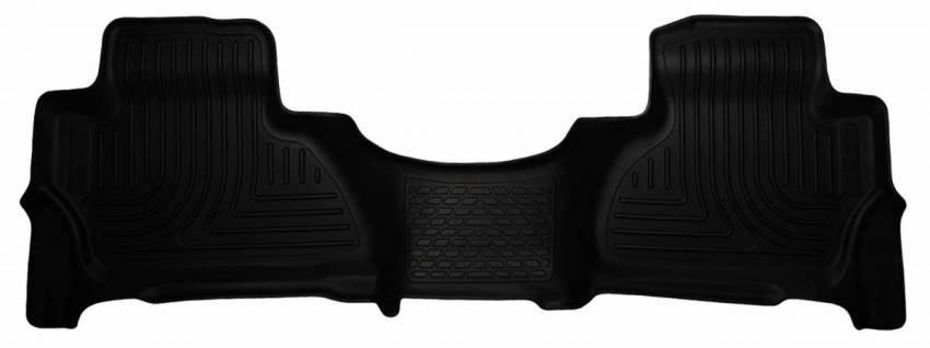 Husky Liners - Husky Liners 14121 WeatherBeater Rear Floor Liner Set