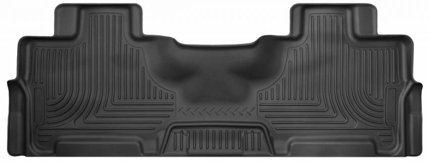 Husky Liners - Husky Liners 14361 WeatherBeater Rear Floor Liner Set