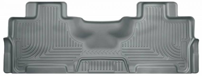 Husky Liners - Husky Liners 14362 WeatherBeater Rear Floor Liner Set