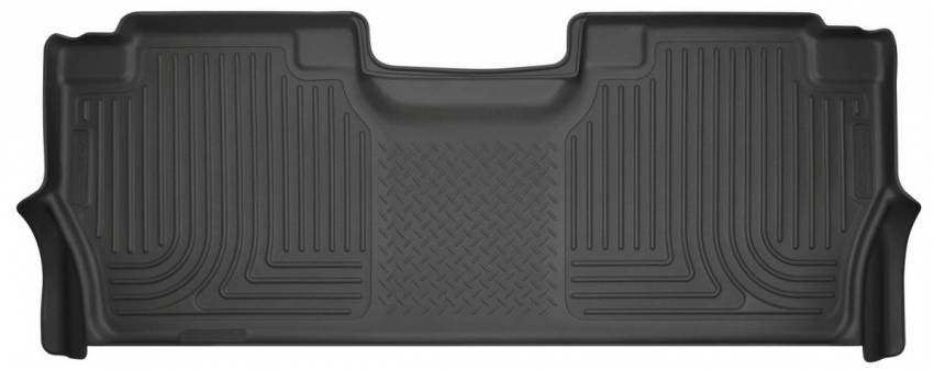 Husky Liners - Husky Liners 14401 WeatherBeater Rear Floor Liner Set