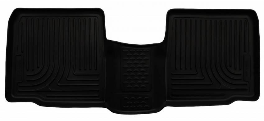 Husky Liners - Husky Liners 14761 WeatherBeater Rear Floor Liner Set