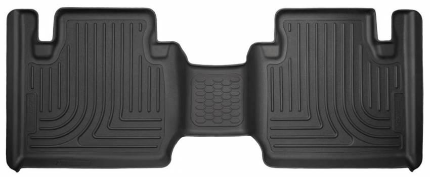 Husky Liners - Husky Liners 14941 WeatherBeater Rear Floor Liner Set