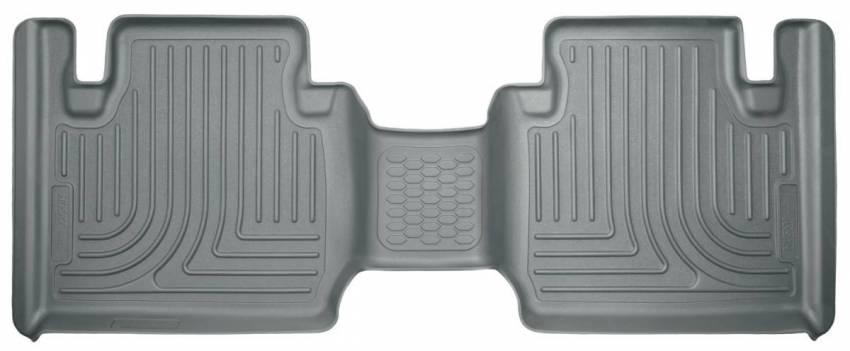 Husky Liners - Husky Liners 14942 WeatherBeater Rear Floor Liner Set