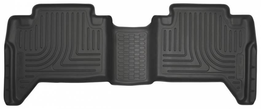 Husky Liners - Husky Liners 14951 WeatherBeater Rear Floor Liner Set
