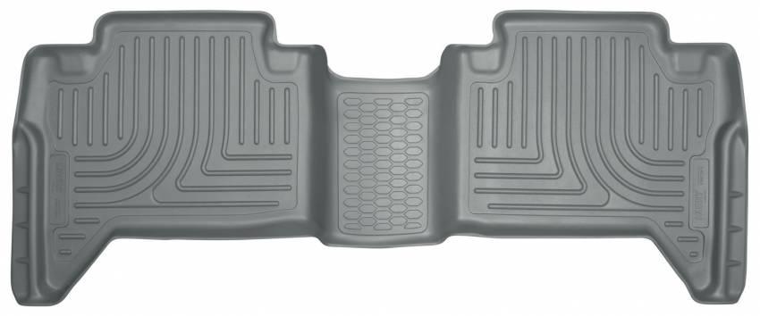 Husky Liners - Husky Liners 14952 WeatherBeater Rear Floor Liner Set