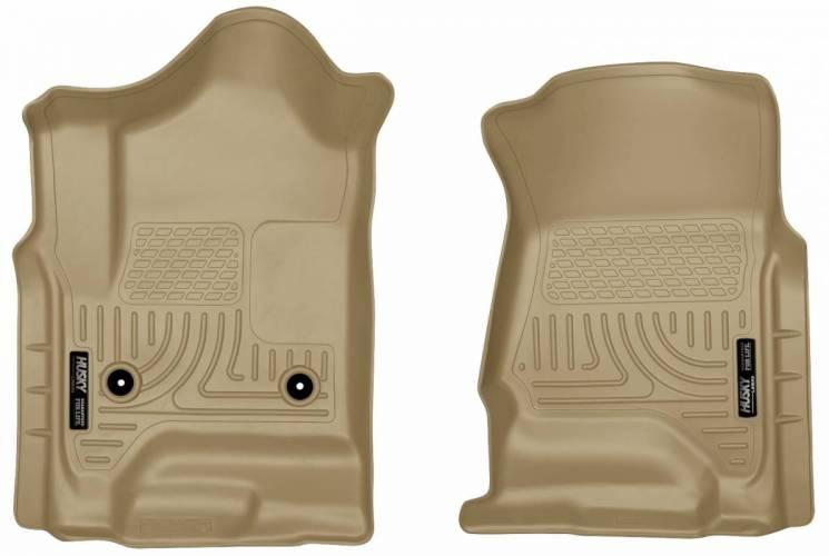 Husky Liners - Husky Liners 18233 WeatherBeater Front Floor Liner Set