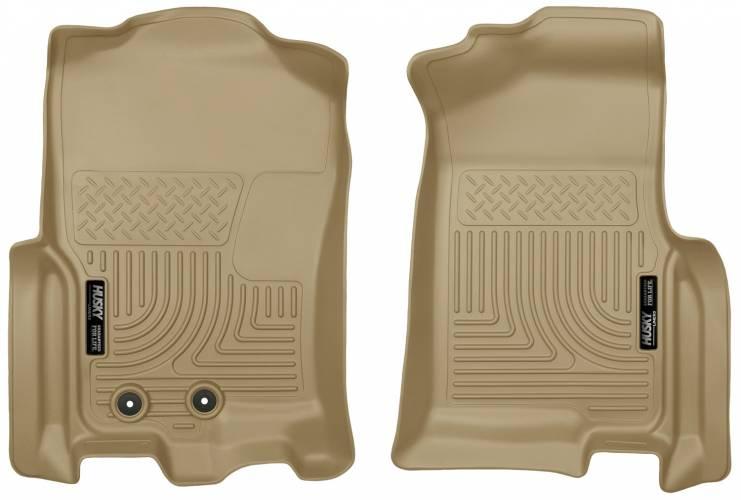 Husky Liners - Husky Liners 18373 WeatherBeater Front Floor Liner Set