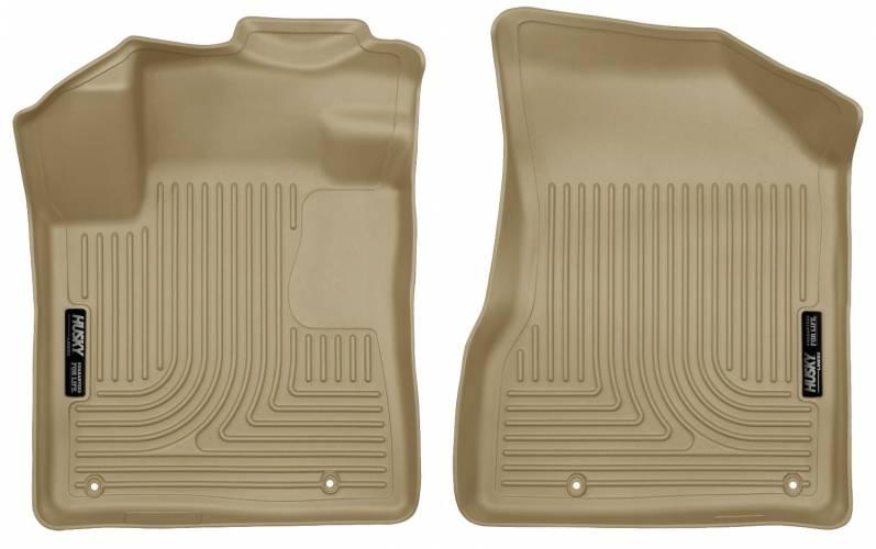 Husky Liners - Husky Liners 18613 WeatherBeater Front Floor Liner Set