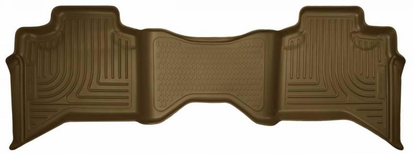 Husky Liners - Husky Liners 19013 WeatherBeater Rear Floor Liner Set