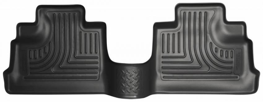 Husky Liners - Husky Liners 19021 WeatherBeater Rear Floor Liner Set