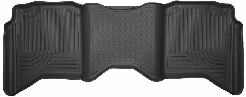 Husky Liners - Husky Liners 19061 WeatherBeater Rear Floor Liner Set