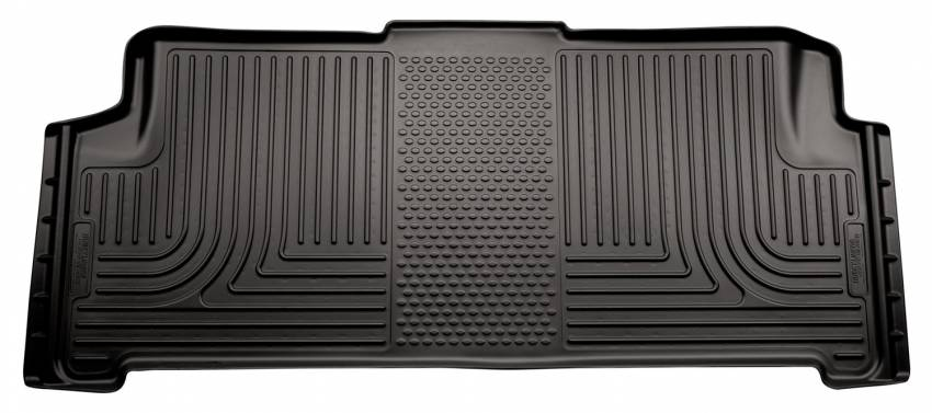 Husky Liners - Husky Liners 19081 WeatherBeater Rear Floor Liner Set