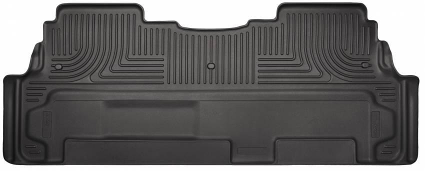 Husky Liners - Husky Liners 19171 WeatherBeater Rear Floor Liner Set