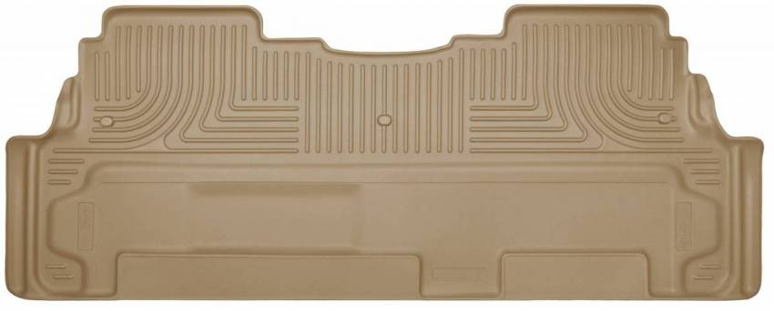 Husky Liners - Husky Liners 19173 WeatherBeater Rear Floor Liner Set