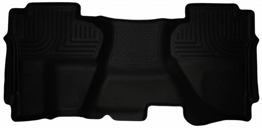 Husky Liners - Husky Liners 19191 WeatherBeater Rear Floor Liner Set
