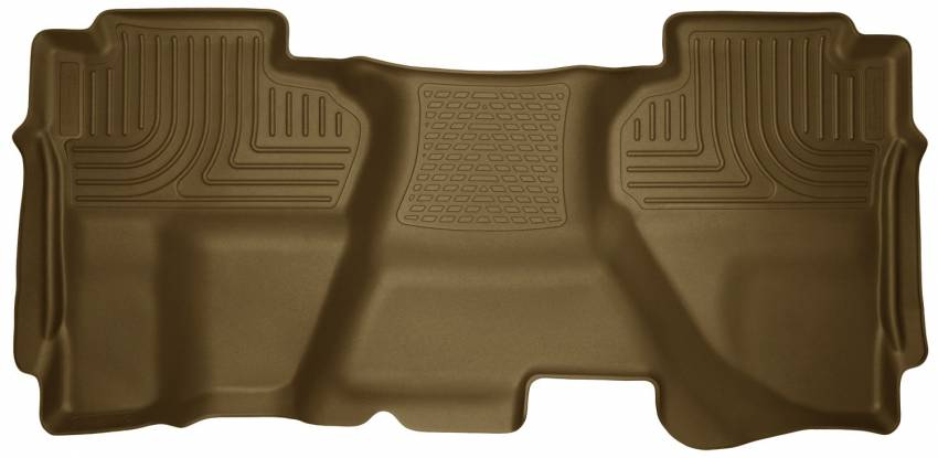 Husky Liners - Husky Liners 19193 WeatherBeater Rear Floor Liner Set