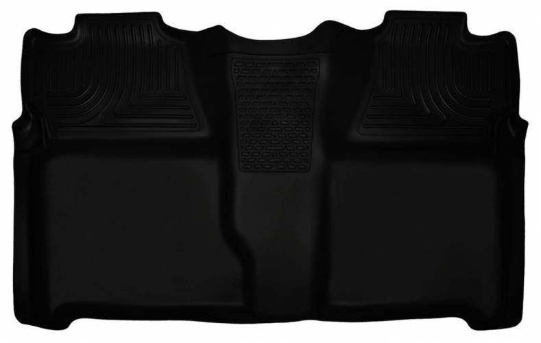 Husky Liners - Husky Liners 19201 WeatherBeater Rear Floor Liner Set