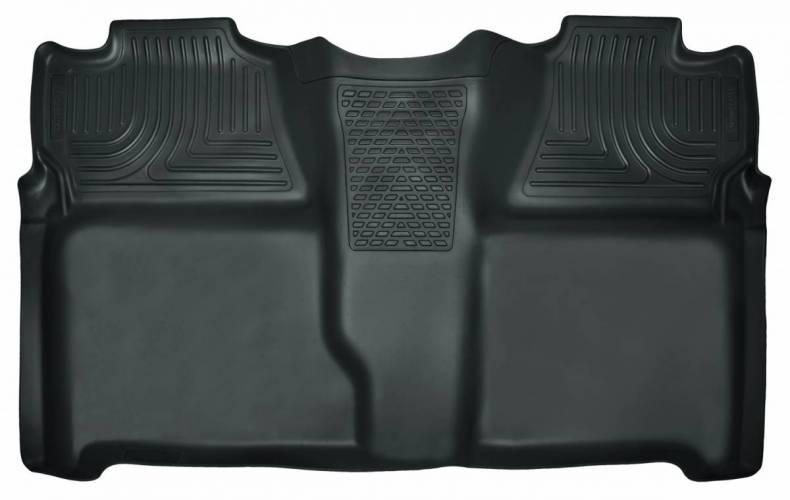 Husky Liners - Husky Liners 19202 WeatherBeater Rear Floor Liner Set