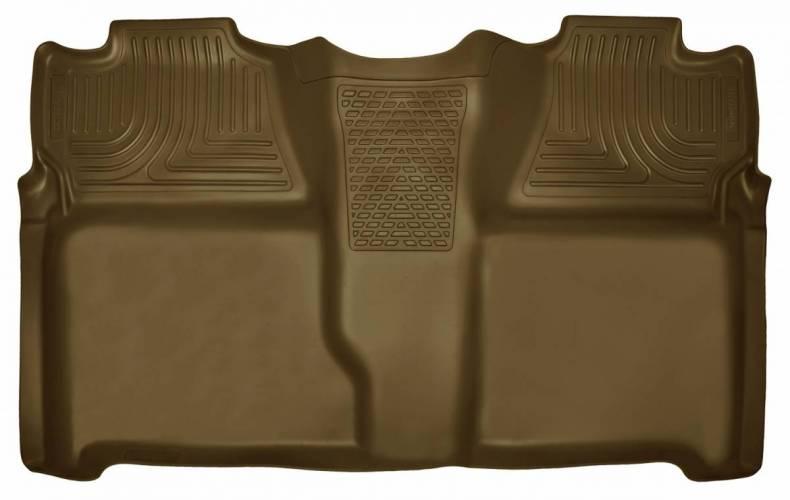 Husky Liners - Husky Liners 19203 WeatherBeater Rear Floor Liner Set