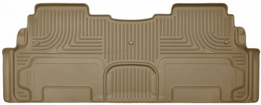 Husky Liners - Husky Liners 19213 WeatherBeater Rear Floor Liner Set