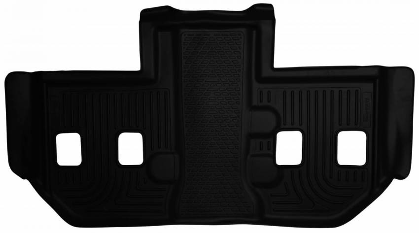 Husky Liners - Husky Liners 19261 WeatherBeater Third Row Floor Liner Set