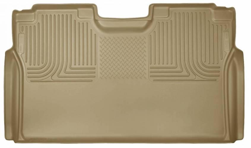Husky Liners - Husky Liners 19373 WeatherBeater Rear Floor Liner Set