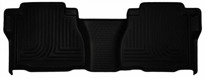 Husky Liners - Husky Liners 19591 WeatherBeater Rear Floor Liner Set