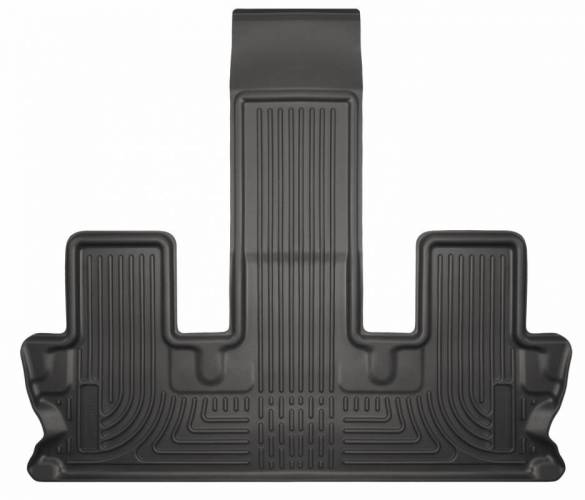 Husky Liners - Husky Liners 19601 WeatherBeater Third Row Floor Liner Set