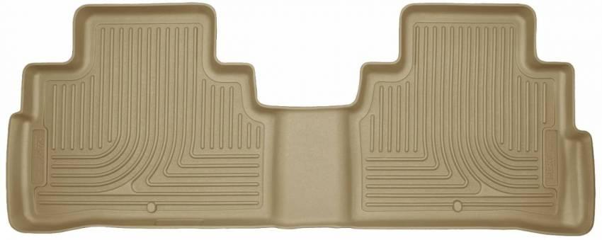 Husky Liners - Husky Liners 19613 WeatherBeater Rear Floor Liner Set