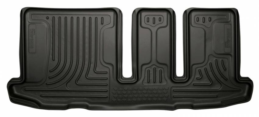 Husky Liners - Husky Liners 19661 WeatherBeater Third Row Floor Liner Set