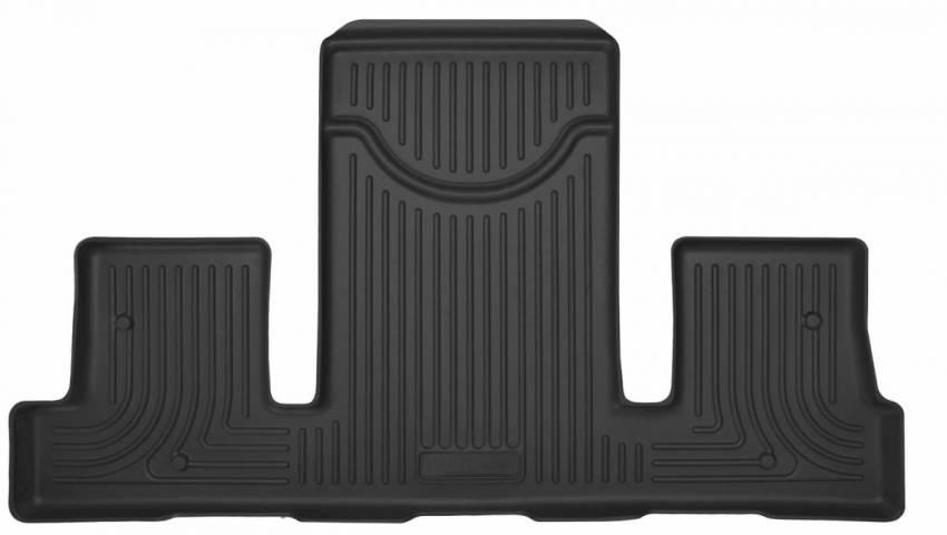 Husky Liners - Husky Liners 53041 X-act Contour Rear Floor Mat Set
