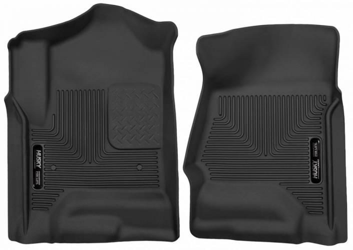 Husky Liners - Husky Liners 53111 X-act Contour Front Floor Mat Set
