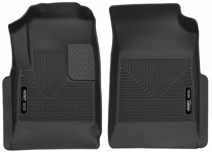 Husky Liners - Husky Liners 53121 X-act Contour Front Floor Mat Set