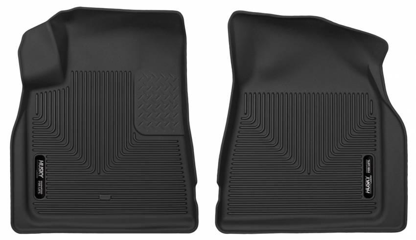 Husky Liners - Husky Liners 53141 X-act Contour Front Floor Mat Set