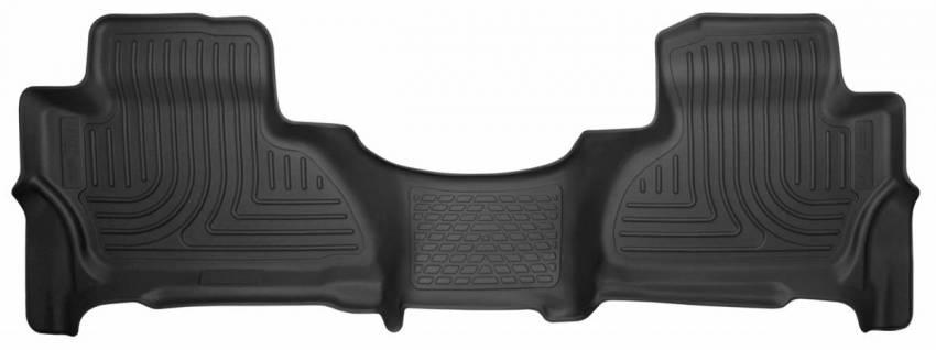 Husky Liners - Husky Liners 53171 WeatherBeater Rear Floor Liner Set