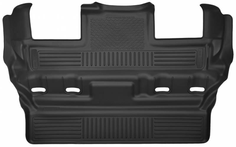 Husky Liners - Husky Liners 53191 X-act Contour Third Row Floor Mat Set